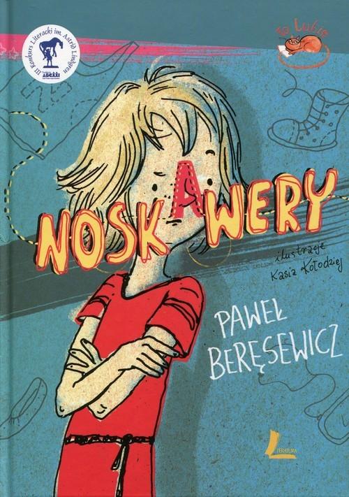 okładka Noskawery, Książka | Paweł Beręsewicz
