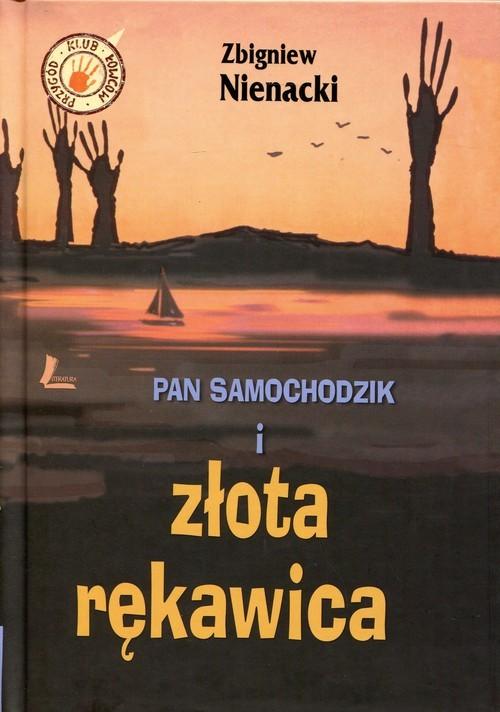 okładka Pan Samochodzik i złota rękawica, Książka | Zbigniew Nienacki
