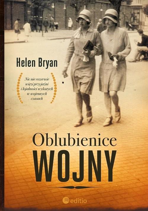 okładka Oblubienice wojny, Książka | Bryan Helen