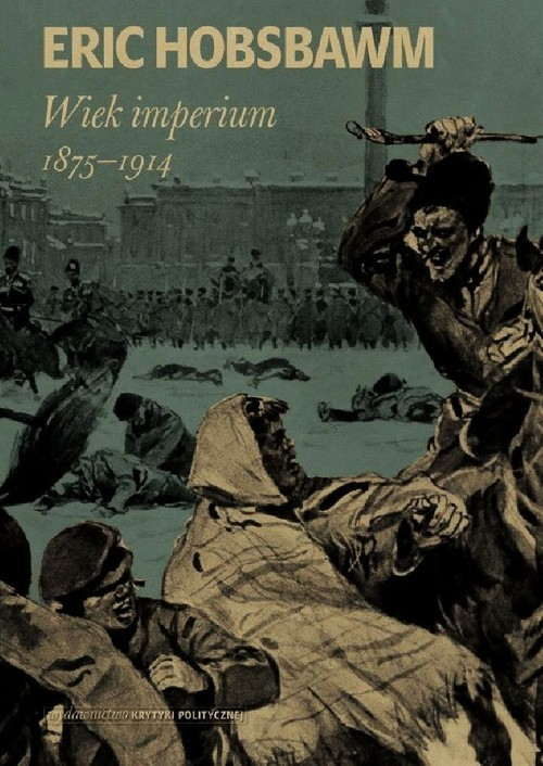 okładka Wiek imperium 1875-1914, Książka   Hobsbawm Eric