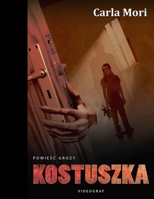 okładka Kostuszka, Książka | Carla Mori