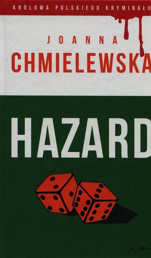okładka Hazard 40, Książka | Chmielewska Joanna