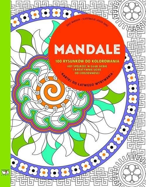 okładka Mandale, Książka   Marson Éric