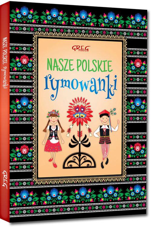okładka Nasze polskie rymowanki, Książka   Zagnińska Maria