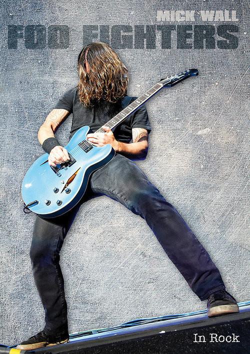 okładka Foo Fightersksiążka |  | Wall Mick