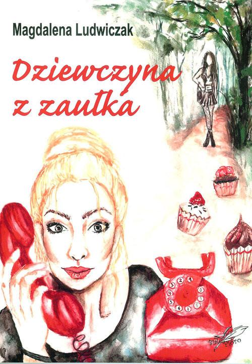 okładka Dziewczyna z zaułka, Książka | Magdalena Ludwiczak