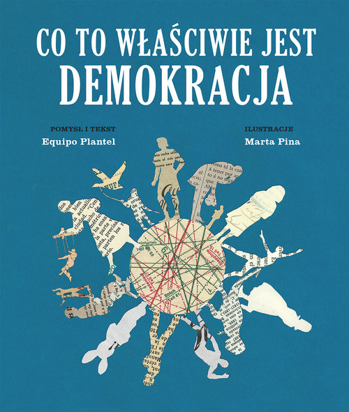 okładka Co to właściwie jest demokracja, Książka | Plantel Equipo