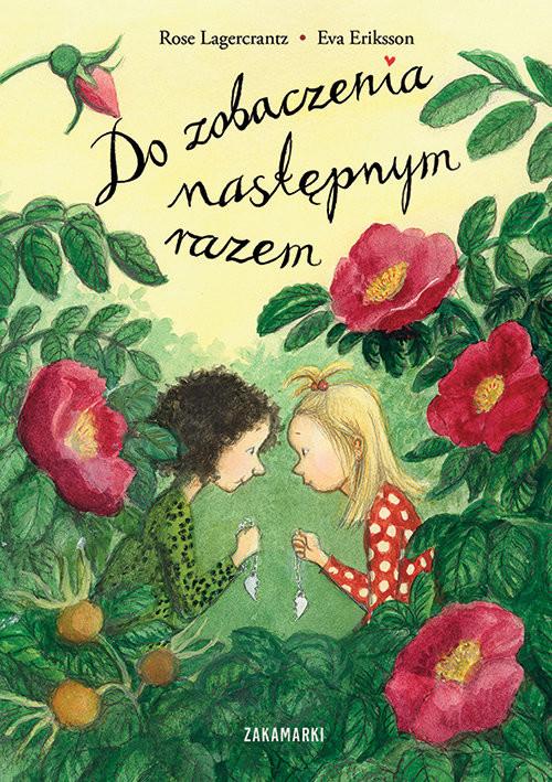 okładka Do zobaczenia następnym razem, Książka | Lagercrantz Rose