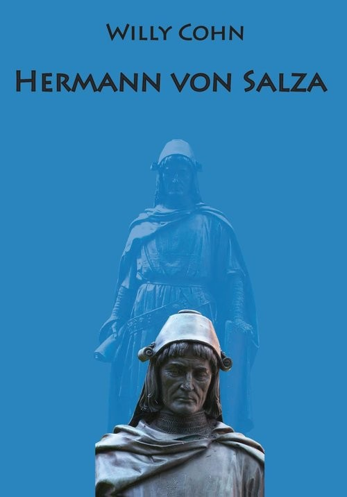 okładka Hermann von Salza, Książka | Cohn Willy