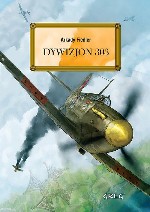okładka Dywizjon 303 z opracowaniem i streszczeniemksiążka |  | Arkady Fiedler