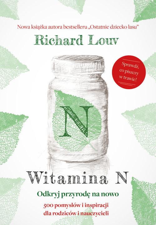 okładka Witamina N, Książka | Louv Richard