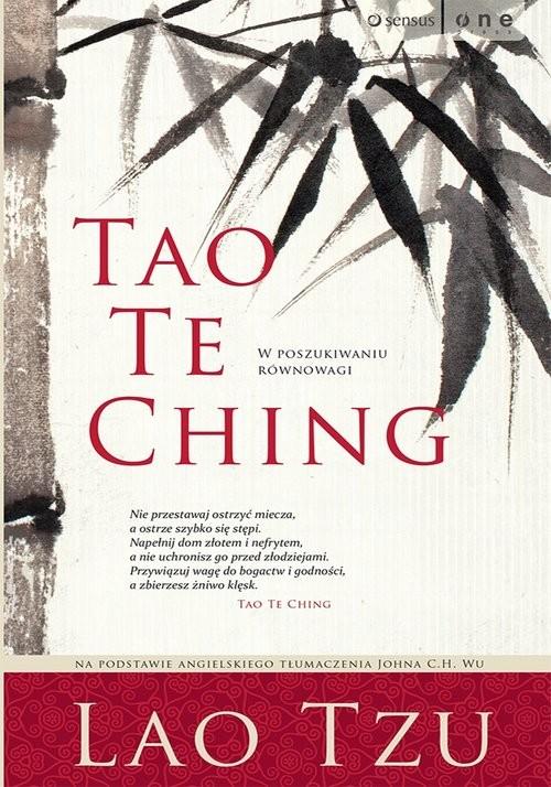 okładka Tao Te Ching, Książka | Lao Tzu