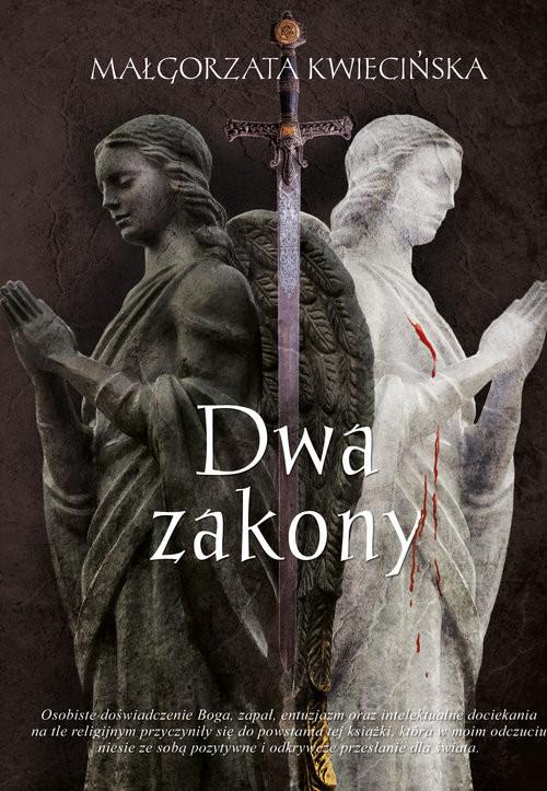 okładka Dwa zakony, Książka | Kwiecińska Małgorzata