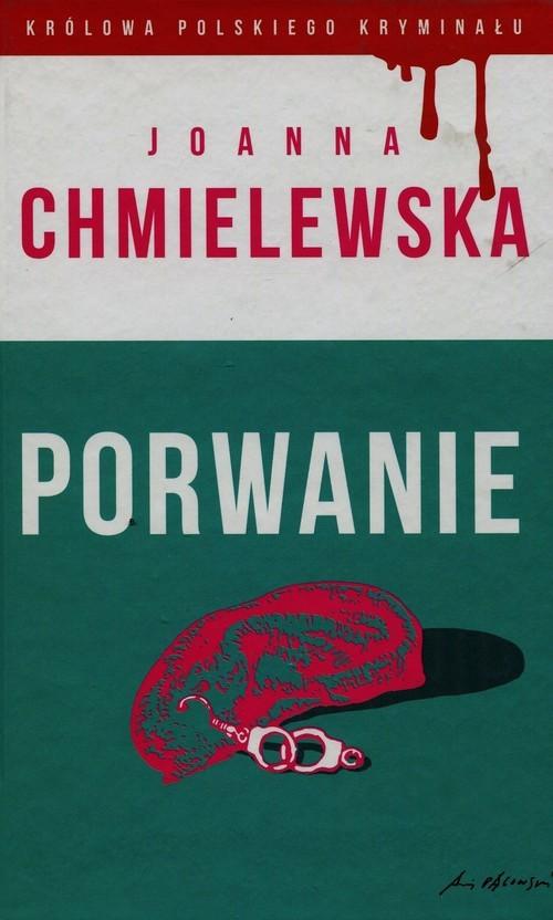 okładka Porwanie, Książka | Chmielewska Joanna
