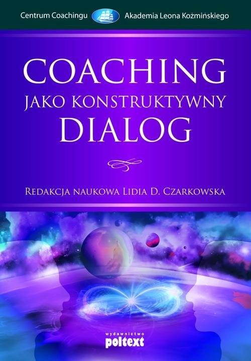 okładka Coaching jako konstruktywny dialog, Książka |