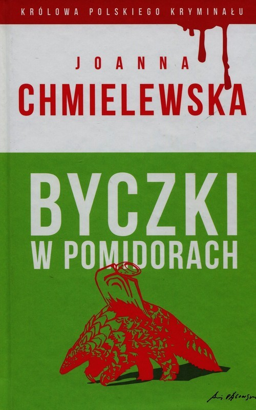 okładka Byczki w pomidorach 43, Książka | Chmielewska Joanna