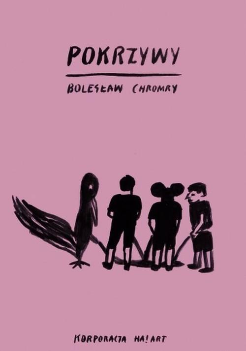 okładka Pokrzywy, Książka | Chromry Bolesław