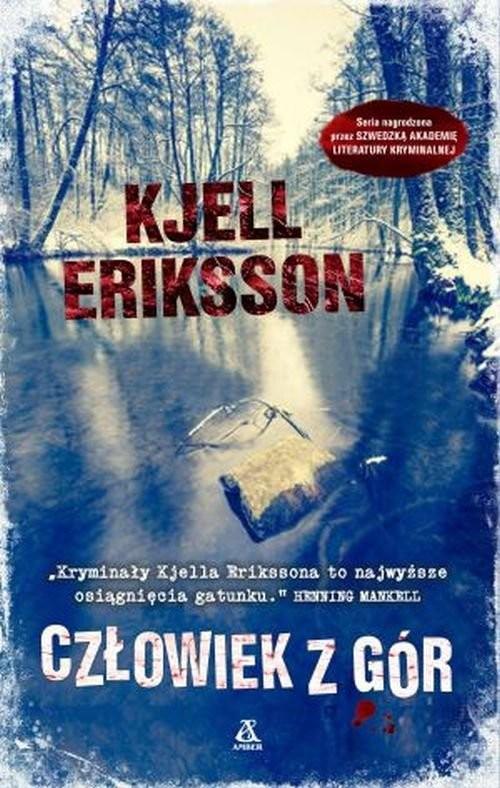 okładka Człowiek z gór, Książka | Eriksson Kjell