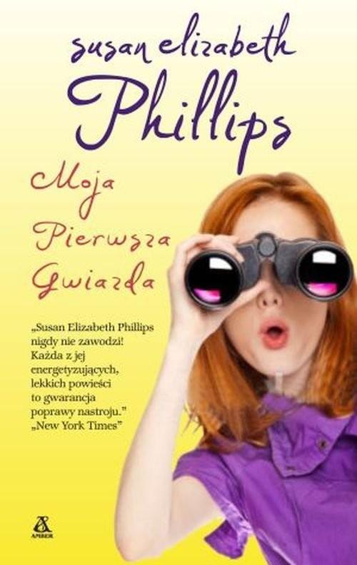 okładka Moja pierwsza gwiazda, Książka | Susan Elizabeth Phillips