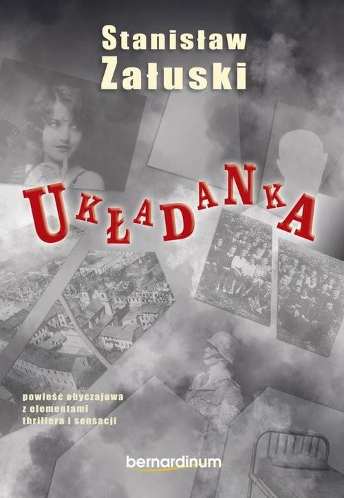 okładka Układanka, Książka | Załuski Stanisław