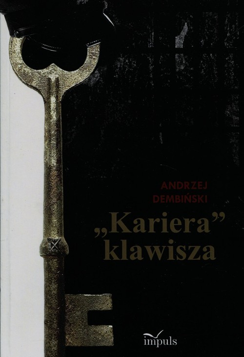 okładka Kariera klawisza, Książka | Dembiński Andrzej