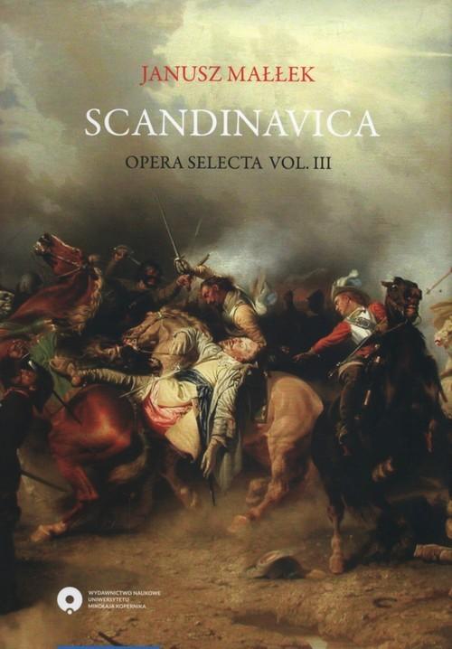 okładka Scandinavica Opera selecta Vol. IIIksiążka      Małłek Janusz