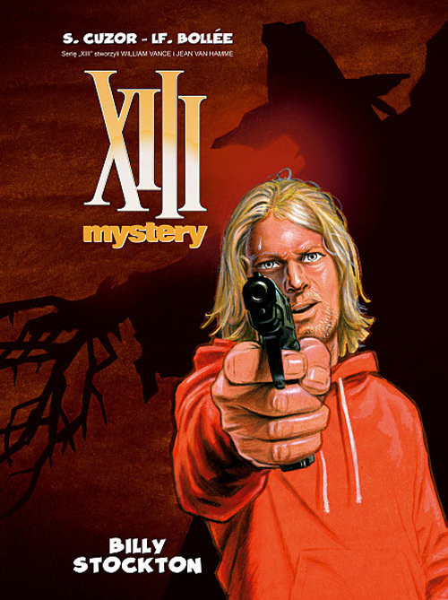 okładka XIII Mystery Tom 6 Billy Stockton, Książka | S. Cuzor, L. F. Bolee