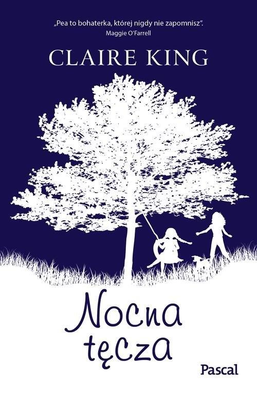 okładka Nocna tęcza, Książka   King Claire
