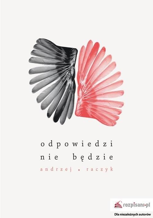 okładka Odpowiedzi nie będzie, Książka | Raczyk Andrzej