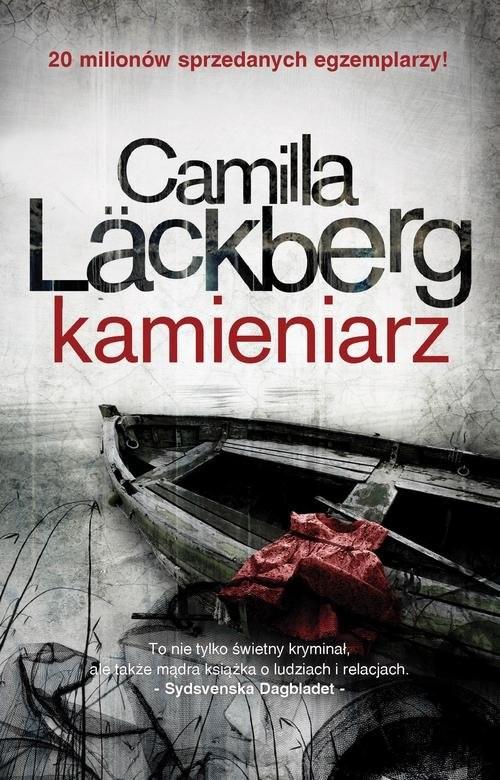 okładka Kamieniarz Tom 3książka |  | Camilla Läckberg