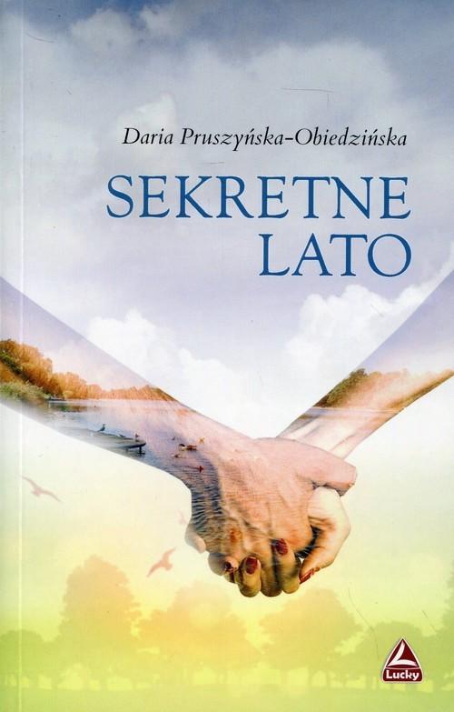 okładka Sekretne lato, Książka | Pruszyńska-Obiedzińska Daria