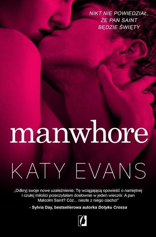 okładka Manwhore, Książka | Katy Evans