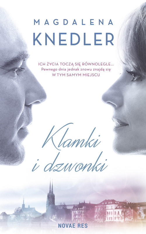 okładka Klamki i dzwonki, Książka | Knedler Magdalena