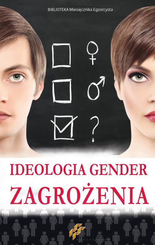 okładka Ideologia gender  Zagrożenia, Książka  