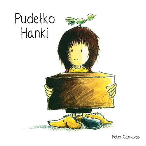 okładka Pudełko Hanki, Książka | Carnavas Peter