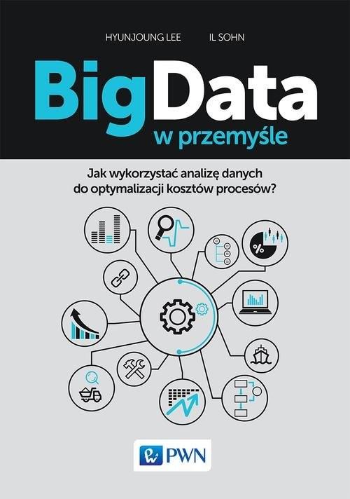 okładka Big Data w przemyśle Jak wykorzystać analizę danych do optymalizacji kosztów procesów?, Książka | Lee Hyunjoung, Sohn Il