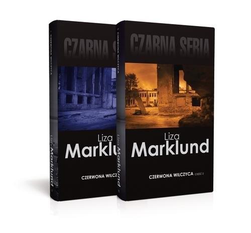 okładka Czerwona wilczyca Część 1-2, Książka | Liza Marklund