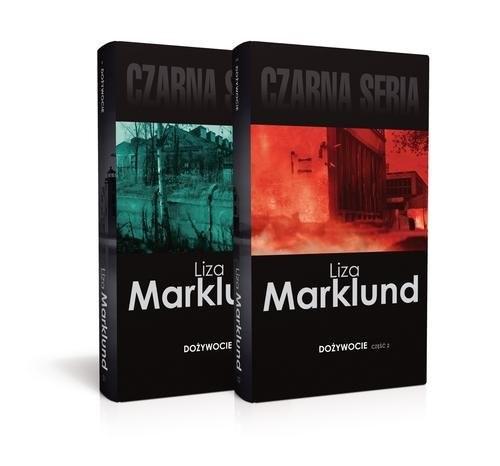 okładka Dożywocie cz.1 i cz.2, Książka | Liza Marklund