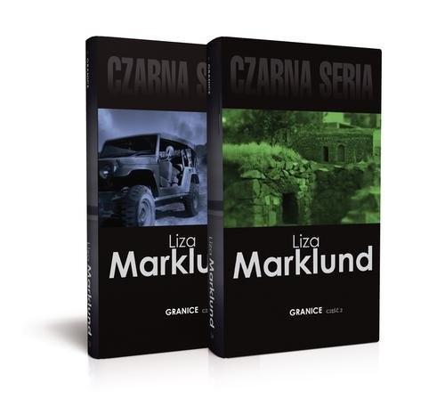 okładka Granice Część 1-2, Książka | Liza Marklund