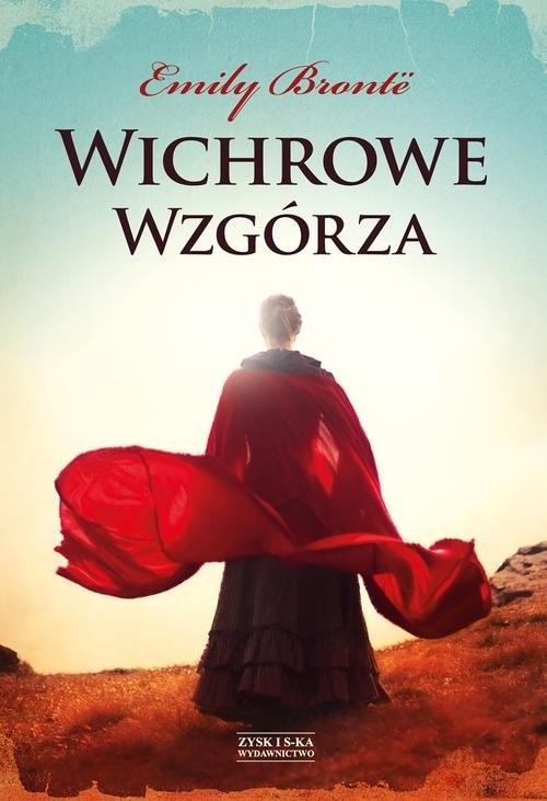 okładka Wichrowe Wzgórzaksiążka |  | Emily Brontë