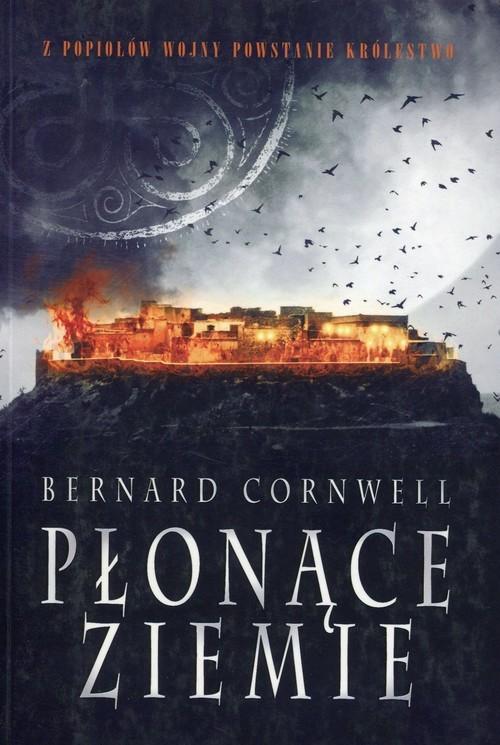 okładka Płonące ziemie Tom 5, Książka | Bernard Cornwell