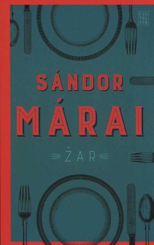 okładka Żar, Książka | Sándor Márai