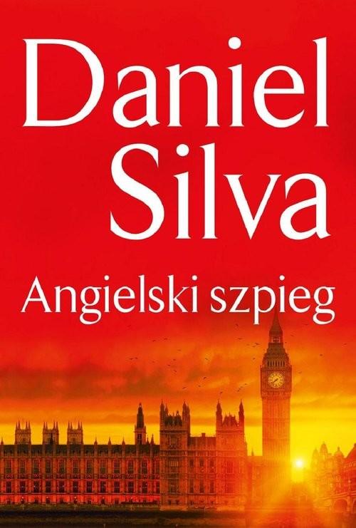 okładka Angielski szpiegksiążka      Silva Daniel