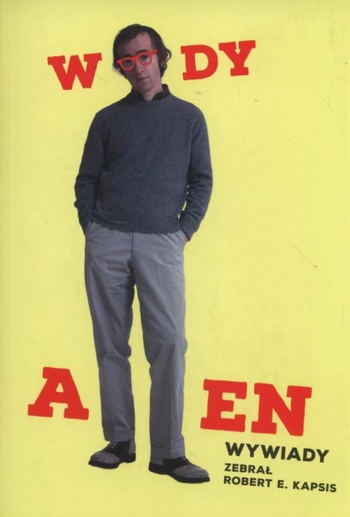 okładka Woody Allen Wywiady, Książka |