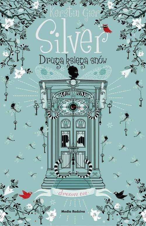 okładka Silver Druga księga snów, Książka | Gier Kerstin