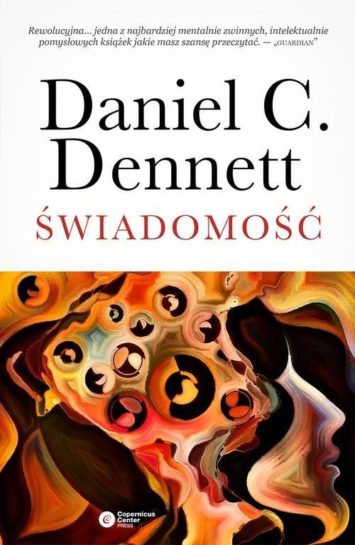 okładka Świadomość, Książka | Daniel C. Dennett