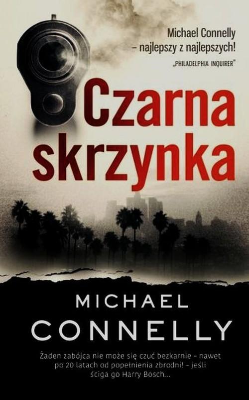 okładka Czarna skrzynka, Książka | Connelly Michael