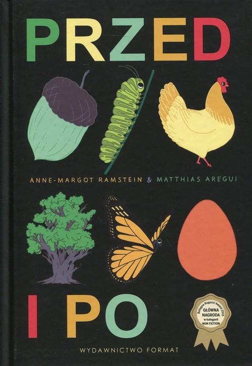 okładka Przed i po, Książka | Anne-Margot Ramstein, Matthias Aregui
