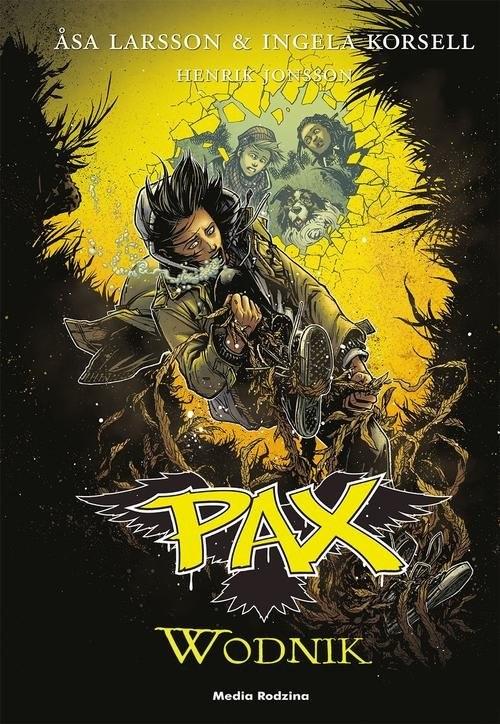 okładka PAX Wodnikksiążka |  | Asa Larsson, Ingela Korsell