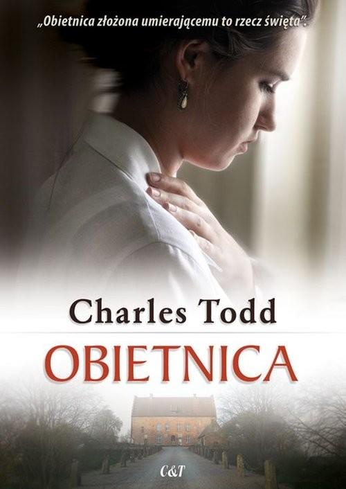 okładka Obietnica, Książka   Charles Todd